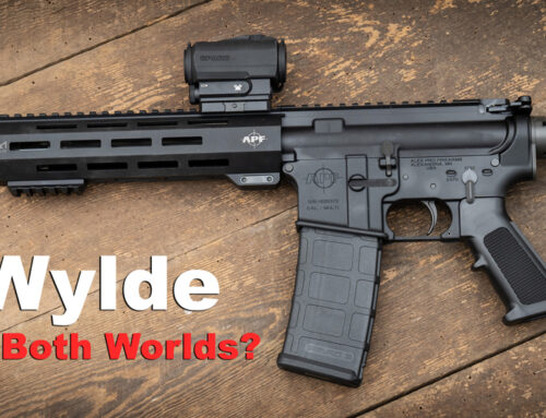 All About 223 Wylde