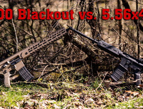 300 Blackout vs 5.56