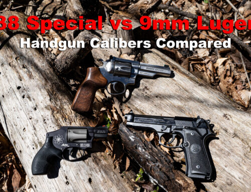38 Special vs 9mm – What Does Each Caliber Offer?