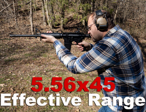 Effective Range of 5.56