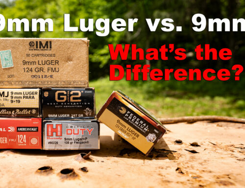 Is 9mm The Same As 9mm Luger?