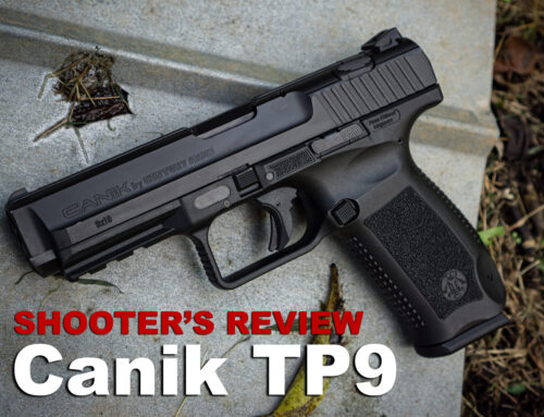 Canik TP9 Review: Budget Friendly Full Size