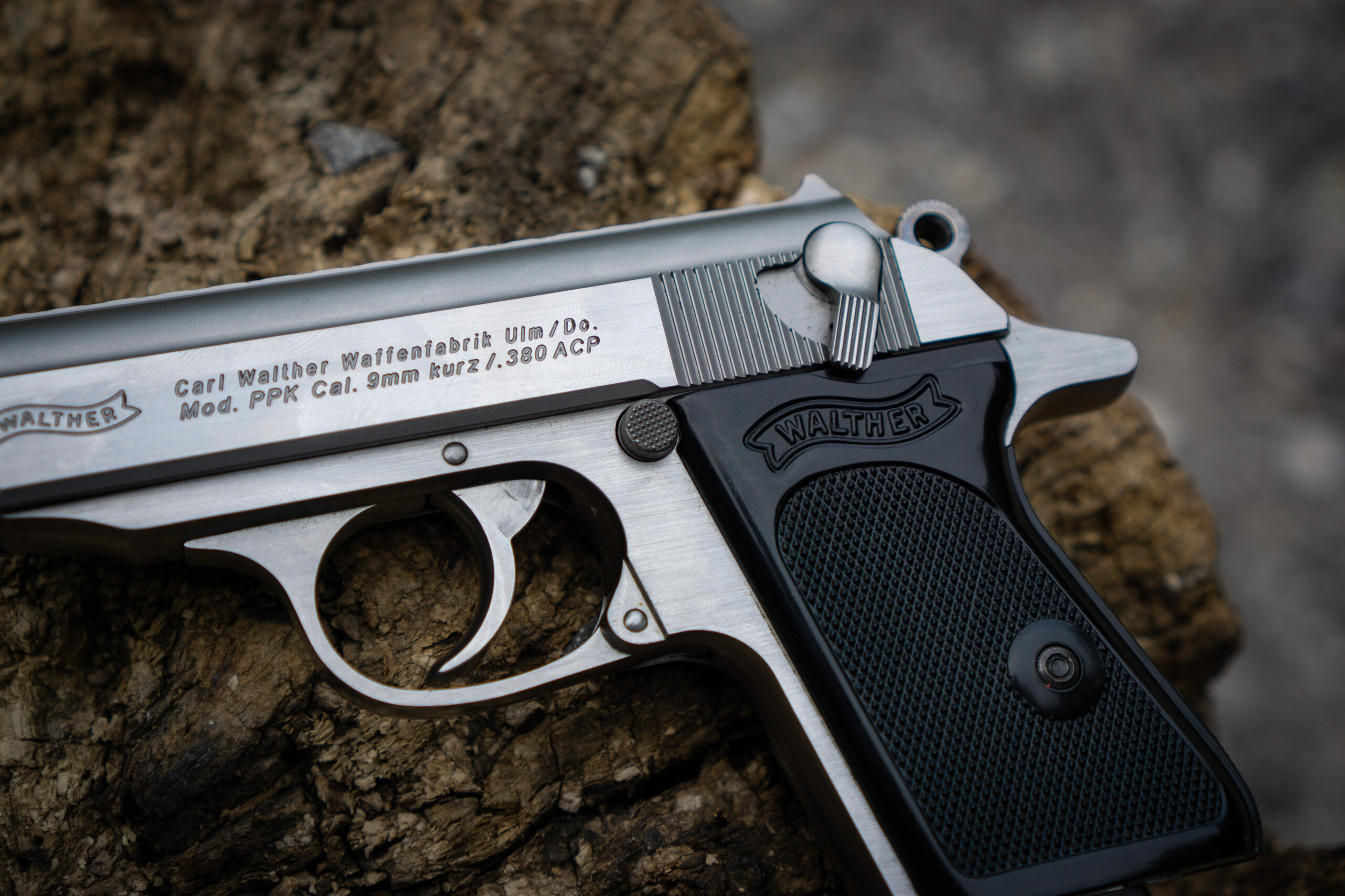 Walther PPK Trigger