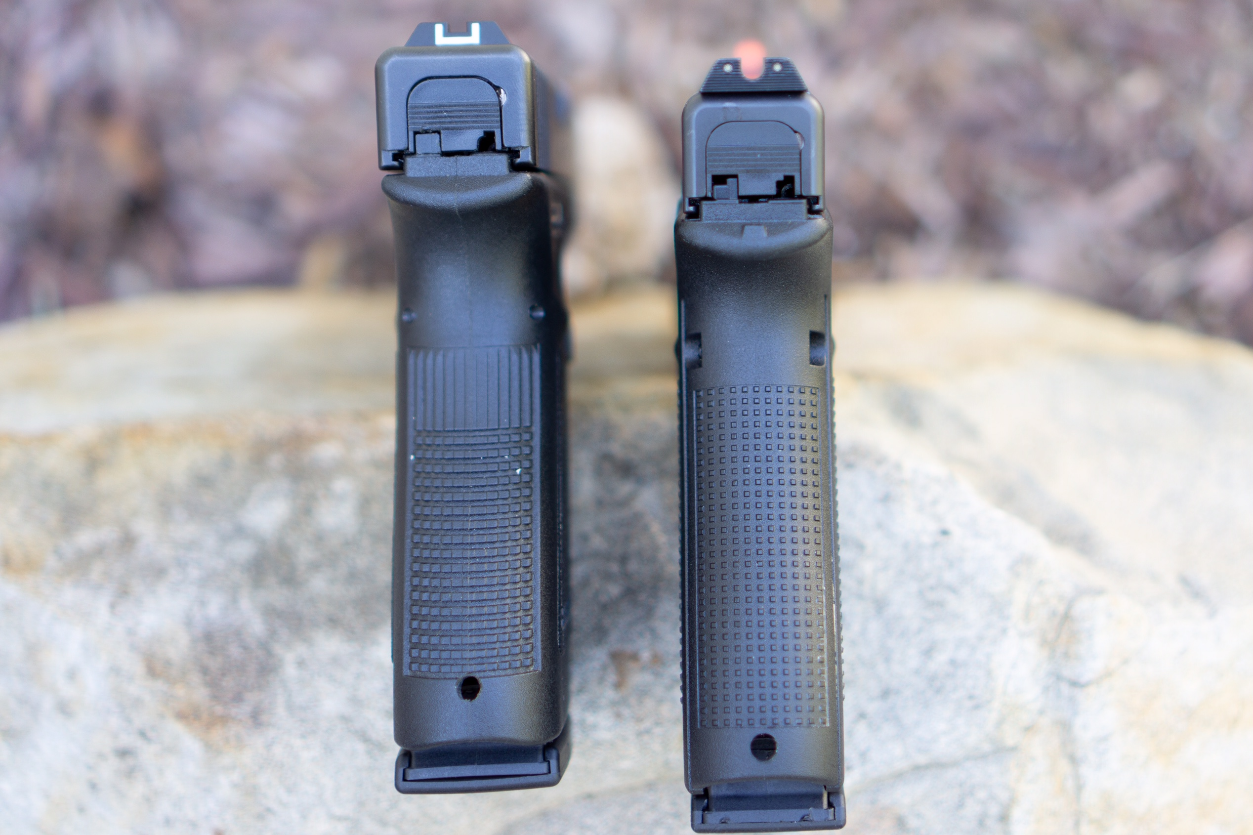 Glock 17 and 21 SF
