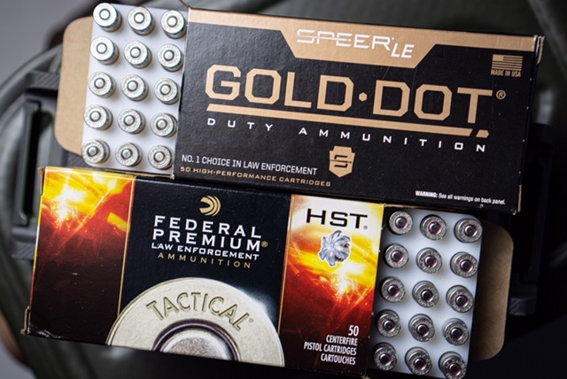 Speer Gold Dot And Federal Premium 9mm