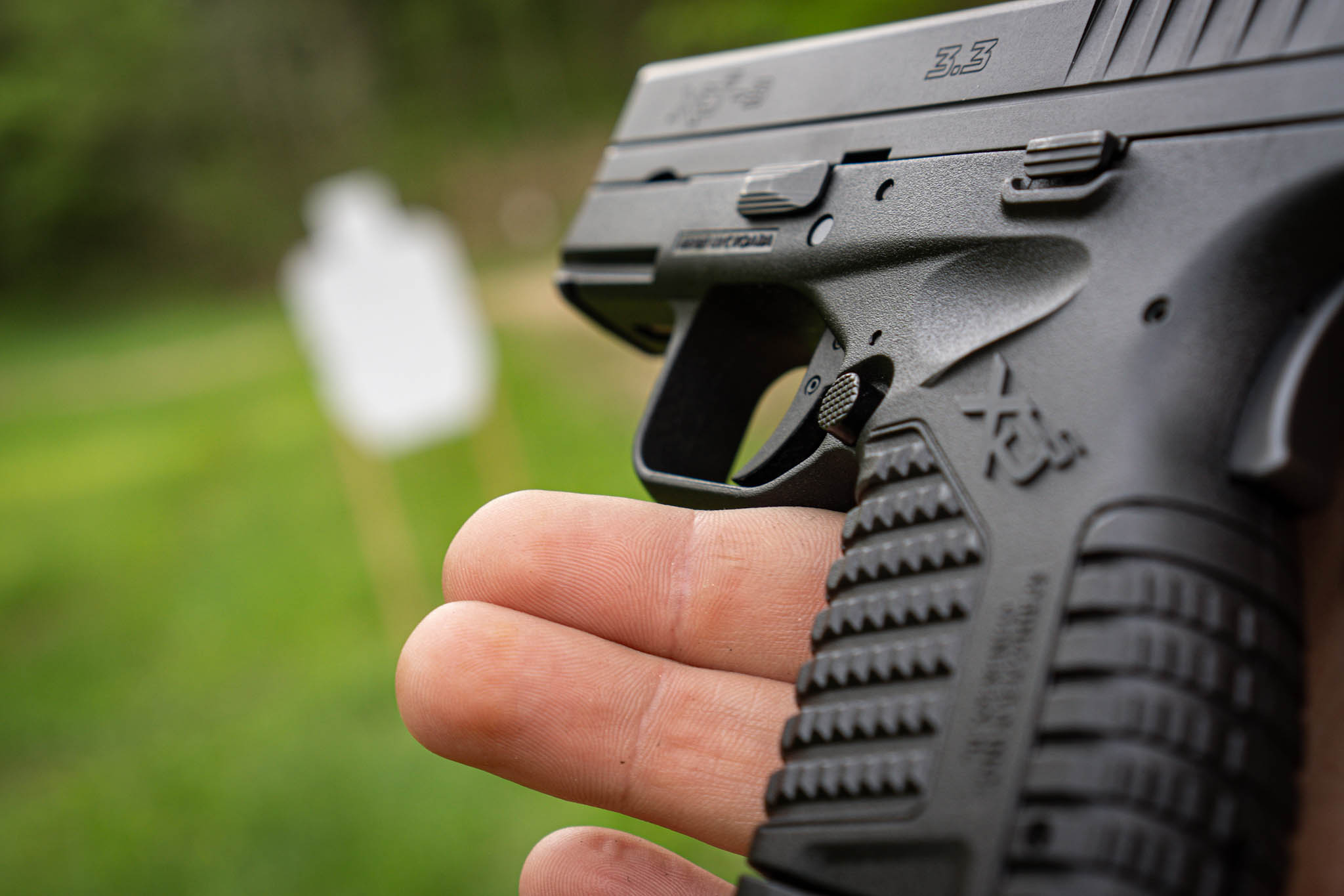 Springfield XDS Magazine Release