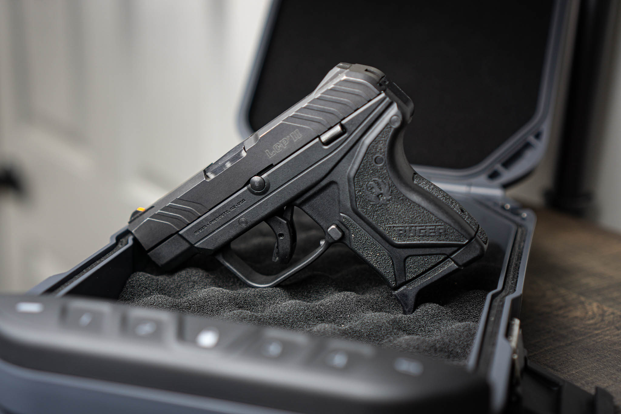 Ruger LCP II Shown