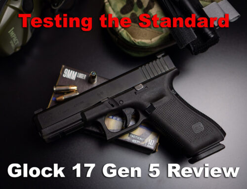 Glock 17 Gen-5 Review