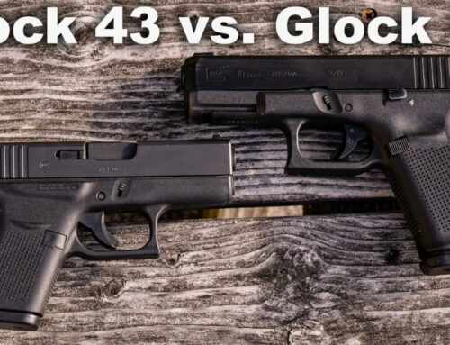 Glock 19 vs. Glock 43 – What Is the Difference?