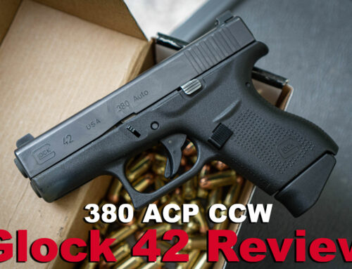 Glock 42 Review: A Look At The Baby Glock