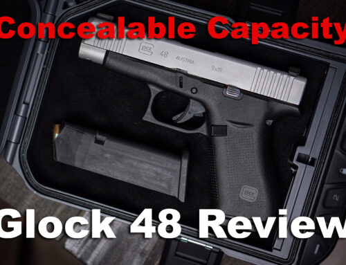 Glock 48 Review: Concealed Carry Hybrid?