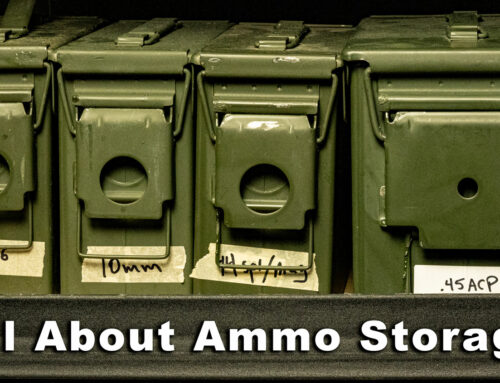 How to Store Ammo