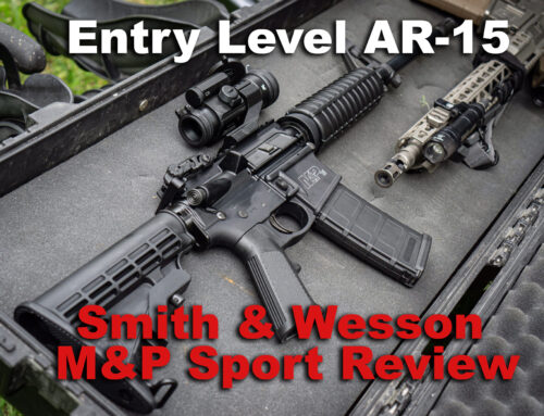 Smith and Wesson M&P 15 Sport 2 Review