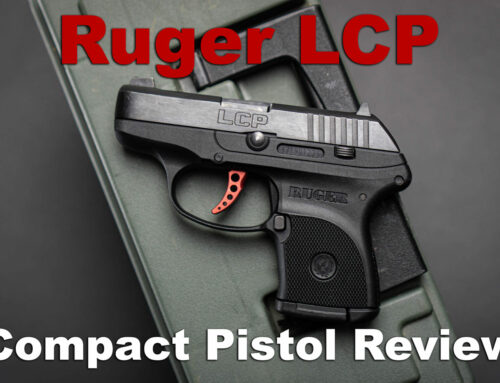 Ruger LCP Review: The Definition of Pocket Pistol