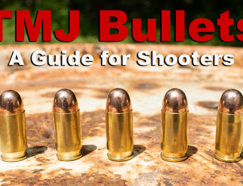 TMJ Ammo & Bullets – What's the Point?