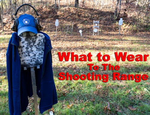 What To Wear To A Gun Range