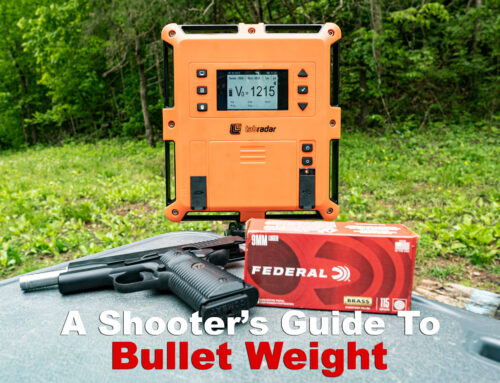 Weight Class – Your Guide to Bullet Weight