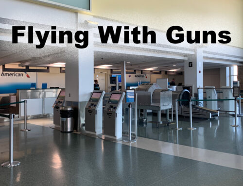 How To Fly With A Gun