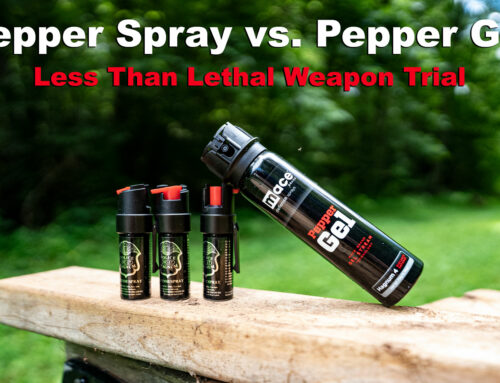 Pepper Spray vs. Pepper Gel