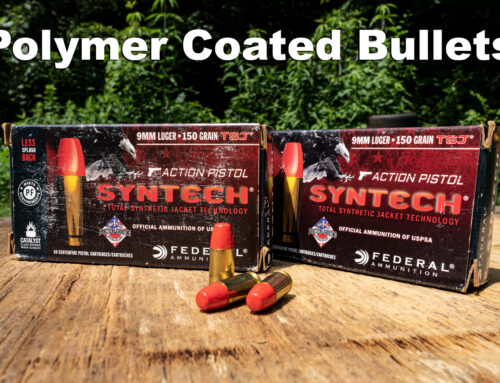 Polymer Coated Bullets
