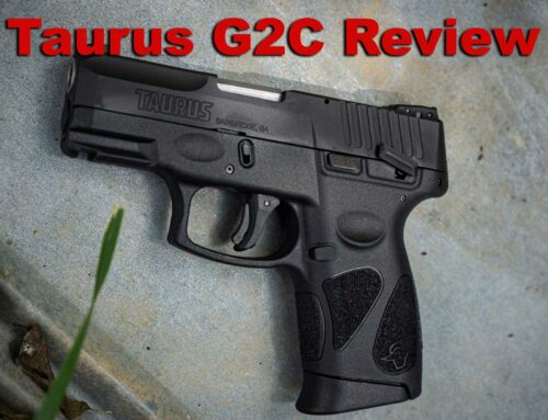 Taurus G2C Review: Entry Level CCW Potential?