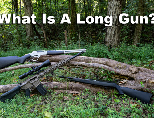 What Is A Long Gun?