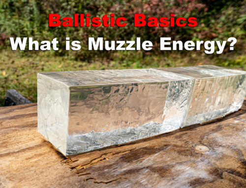 What is Muzzle Energy – Should You Care?